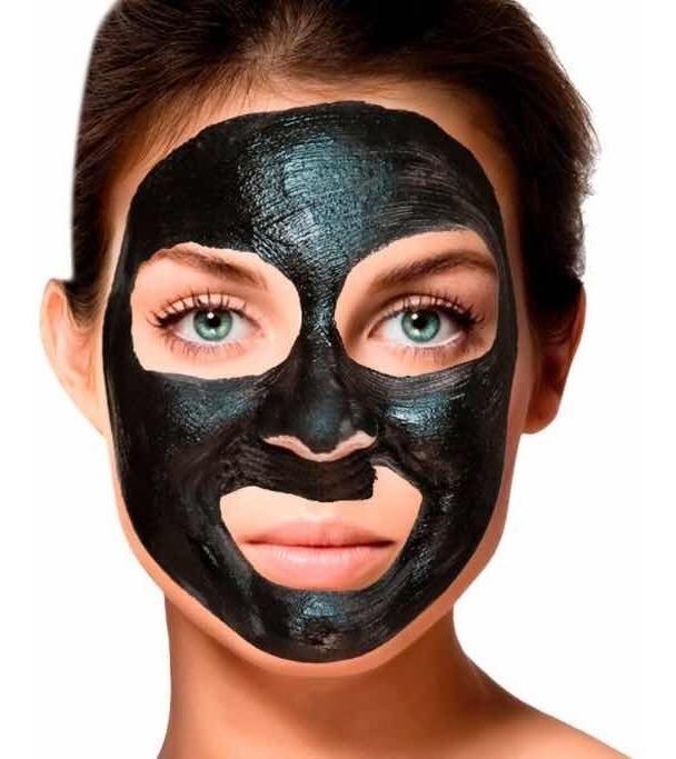 Peeling cosmetico con Carbon Mask 1